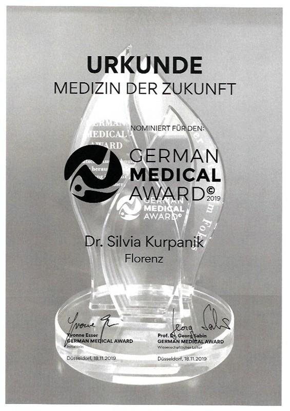 German Medical Award 2019